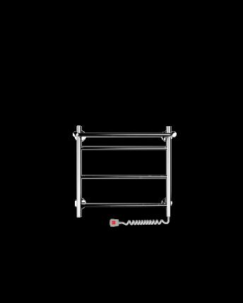 Полотенцесушитель электрический Indigo Line с полкой 50/50 провод справа