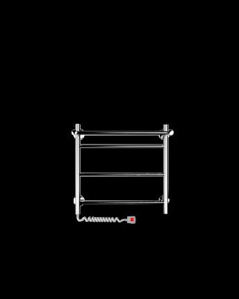 Полотенцесушитель электрический Indigo Line с полкой 50/50 провод слева