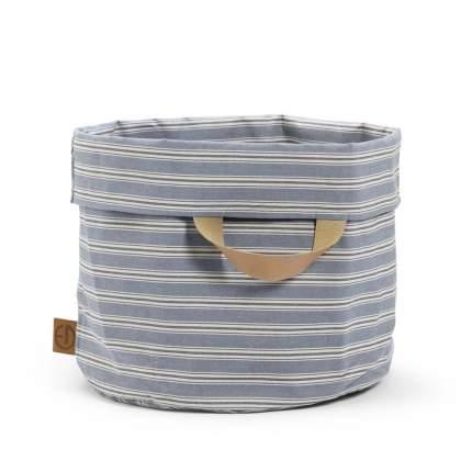 Корзина для хранения игрушек и аксессуаров Elodie Sandy Stripe