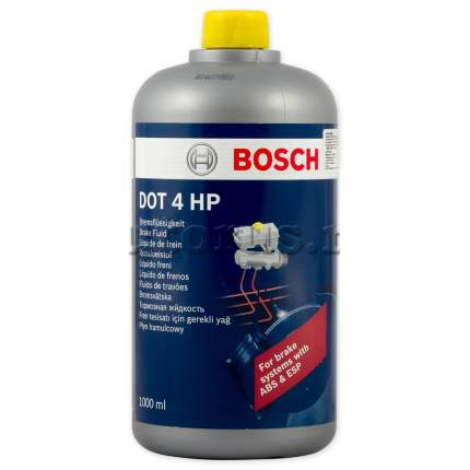 Жидкость тормозная BOSCH High Perfomance DOT4 1 л 1 987 479 113
