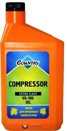 Масло компрессорное 3Ton Country GDT 250 VG-100 1 л 40221
