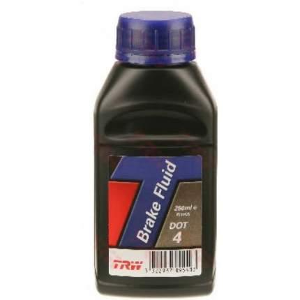 Жидкость тормозная TRW Universal DOT4 0,25 л PFB425