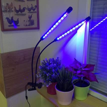 Светодиодный фитосветильник Espada 43931 Fito E-EL2 220V 2 лампы