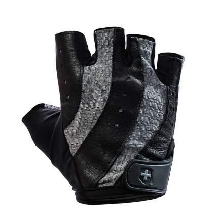 Перчатки атлетические Harbinger Pro, grey, 7/M