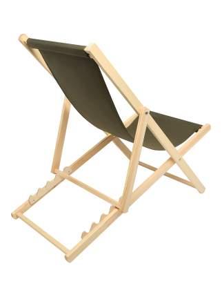 Кресло-шезлонг Kett-Up Picnic Eco KU068.1 оливковый