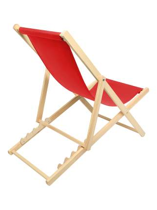 Кресло-шезлонг Kett-Up Picnic Eco KU068.3 красный