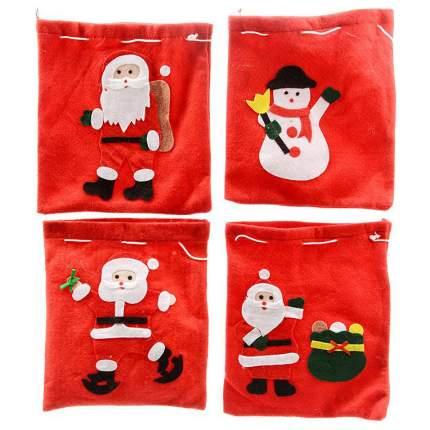Мешок для подарков Kaemingk 660181 Красный
