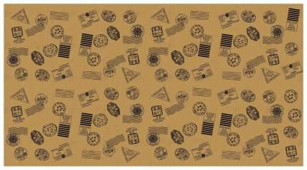 Бумага для упаковки подарков и скрапбукинга (садатовая)