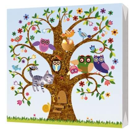 Салфетки Bulgaree Green Волшебное дерево трехслойные 33*33 см 20 шт