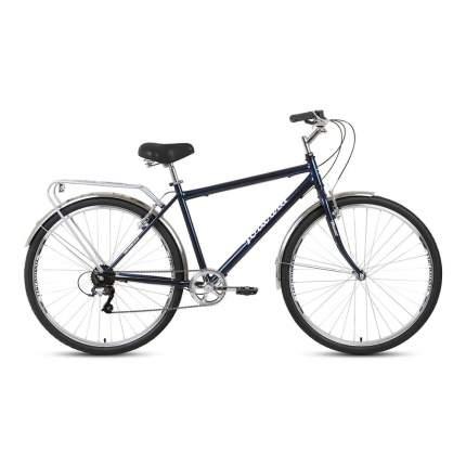 "Велосипед Forward Dortmund 28 2.0 2020 19"" темно-синий/белый"