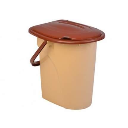 Ведро-туалет с крышкой, 22 литра