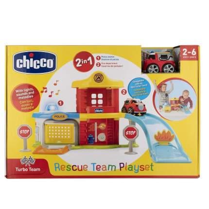 Игровой набор Chicco Команда спасателей