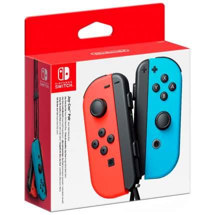 Геймпад Nintendo Switch Joy-Con HAC-A-JAEAA 2шт Red/Blue