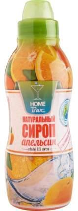 Сироп Home Bar апельсин натуральный 0.5 л