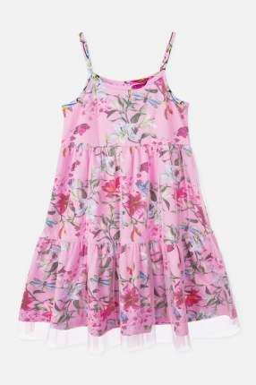 Сарафан PlayToday для девочек, цв. розовый, р-р 104