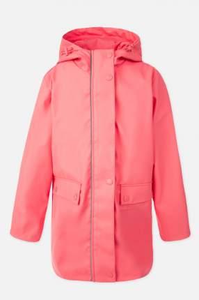Плащ PlayToday для девочек, цв. розовый, р-р 134