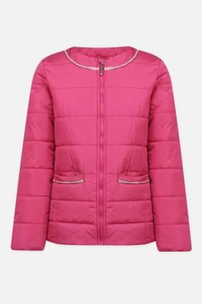 Куртка PlayToday для девочек, цв. розовый, р-р 152