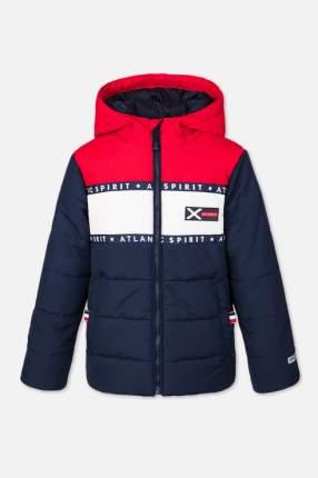 Куртка PlayToday для мальчиков, цв. синий, р-р 98