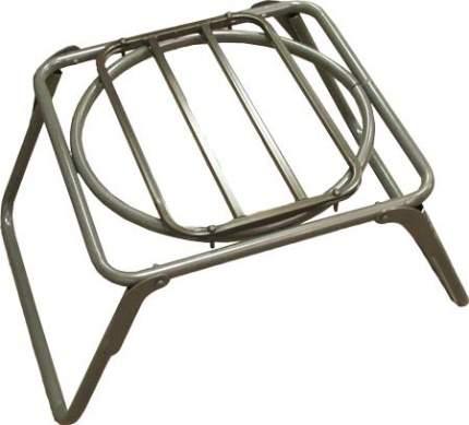 Костровая подставка для казана №4 (универсальный столик со складными ножками) в чехле Риф