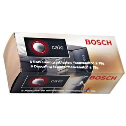 Чистящее средство для кофемашины Bosch TCZ6002 от накипи