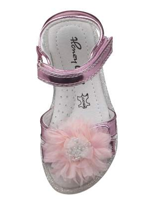 Сандалии для девочек Honey Girl, цв. розовый, р-р 26