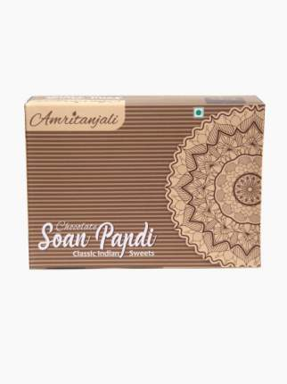 Соан Папди с Шоколадом (Soan Papdi Chocolate) 250 г