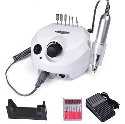 Аппарат (фрезер) для маникюра и педикюра DM-202 35000 об/мин Белый