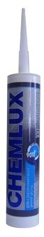 Герметик силиконовый Chemlux 9011 черный /для аквариумов до 400 л