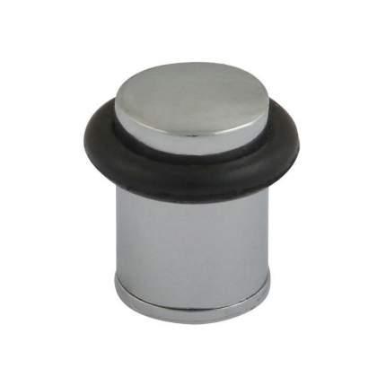 Ограничитель двери НОРА-М 105 напольный, хром