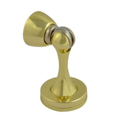 Ограничитель двери НОРА-М 809 магнитный, универсальный, золото