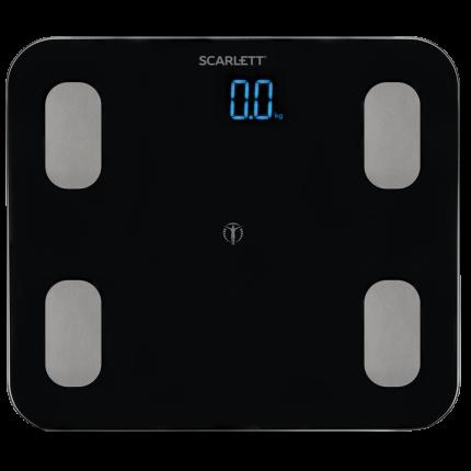 Весы напольные Scarlett SC-BS33ED46 Black