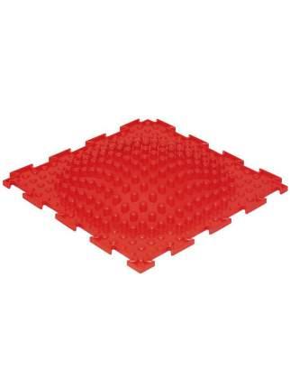 Массажный коврик Ортодон Островок мягкий красный