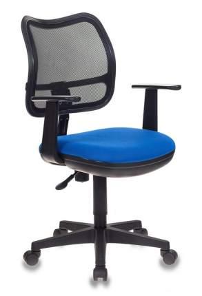 Компьютерное кресло Бюрократ 664021 CH-797AXSN/26-21 58х56х104 см, черный/синий
