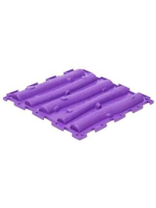 Массажный коврик Ортодон Лесенка жесткая фиолетовый