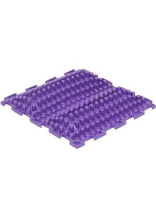Массажный коврик Ортодон Волна жесткая фиолетовый