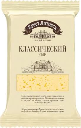 Сыр полутвердый Брест-Литовск Классический 45% 200 г бзмж
