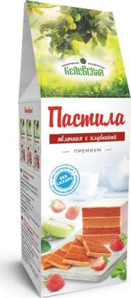 Пастила Белевская кондитерская мануфактура клубника без сахара 250г
