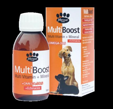 Пищевая добавка для собак Inform nutrition Мульти Буст 150мл