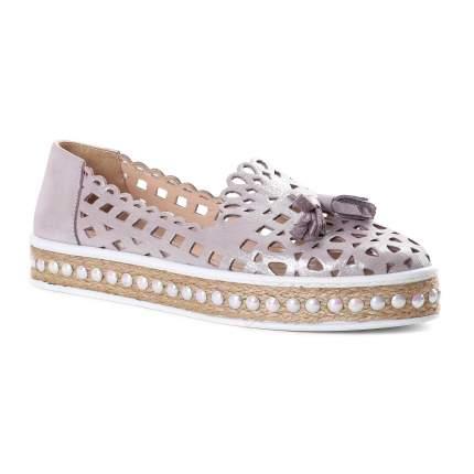 Эспадрильи женские Shoes Market 700-550-26-I розовые 38 RU