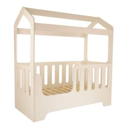 Подростковая кровать PITUSO домик Dommi/Ваниль