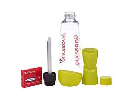 Стартовый комплект для домашней газировки Oursson OS1005SK/GA