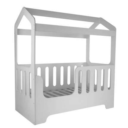 Подростковая кровать PITUSO домик Dommi/Серый