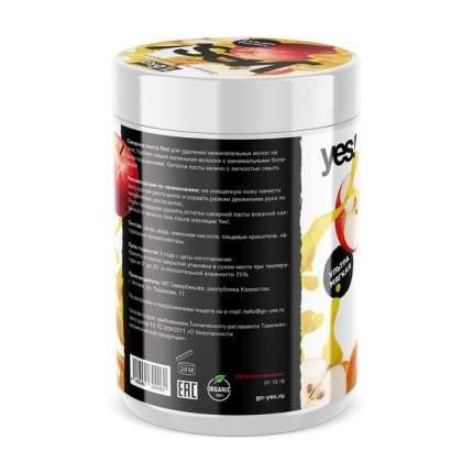 Сахарная паста для шугаринга yes! ультрамягкая, яблоко 1.6 кг