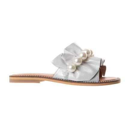 Сабо женские Shoes Market 745-5900-233 серые 36 RU