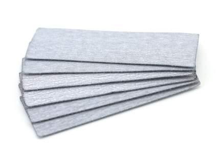 JAS Набор наждачной бумаги на липучке, P240, P320, P400, 30x90 мм, 6 шт.