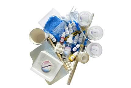 Набор nekorobka для творческого мастер-класса по созданию сувенирного мыла