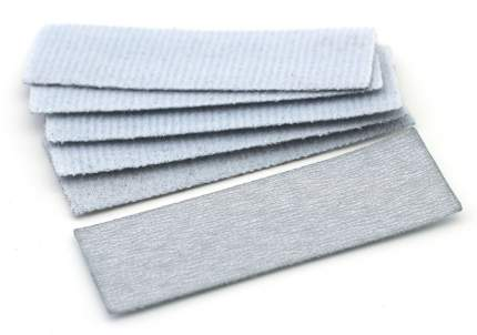 JAS Наждачная бумага на липучке, P1000, 30x90 мм, 6 шт.