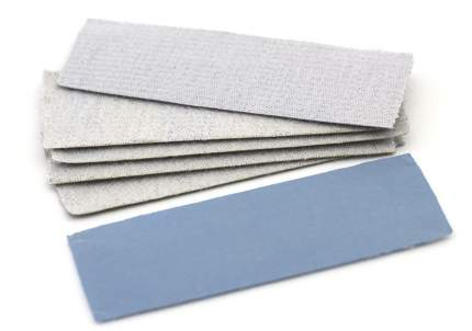 JAS Наждачная бумага на липучке, P5000, 30x90 мм, 6 шт.