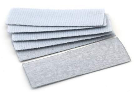 JAS Наждачная бумага на липучке, P800, 30x90 мм, 6 шт.
