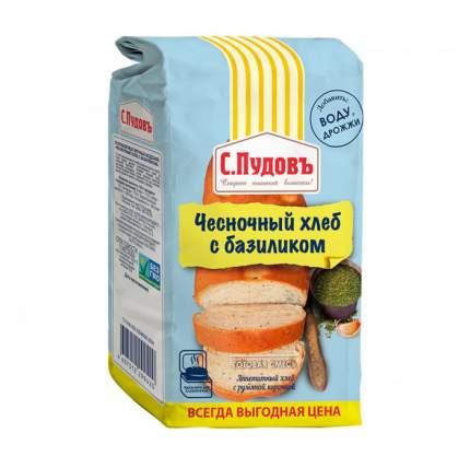 Хлебная смесь «Чесночный хлеб с базиликом» 500 гр